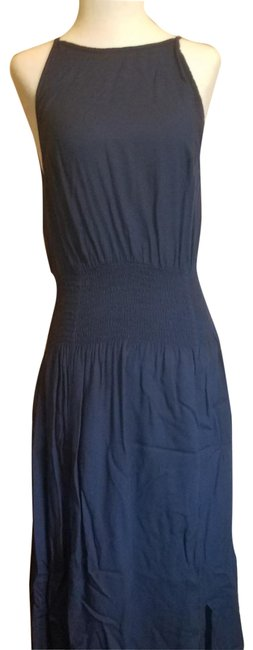 Preload https://img-static.tradesy.com/item/23143095/roxy-navy-blue-strap-long-casual-maxi-dress-size-4-s-0-6-650-650.jpg