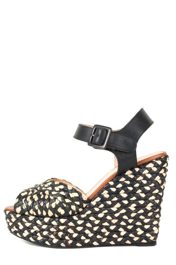 Preload https://img-static.tradesy.com/item/23143109/robert-clergerie-black-woven-wedges-size-eu-385-approx-us-85-regular-m-b-0-0-540-540.jpg