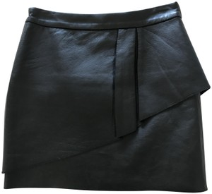 Maje Mini Skirt Black