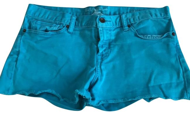 Preload https://img-static.tradesy.com/item/23143131/lucky-brand-turquoise-riley-cut-off-shorts-size-10-m-31-0-1-650-650.jpg