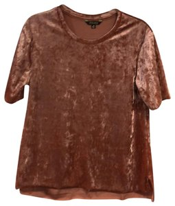 Peyton Jensen T Shirt Dusty Peach/Pink