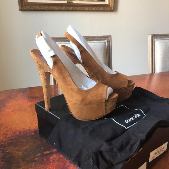 Dolce Vita Tan Pumps
