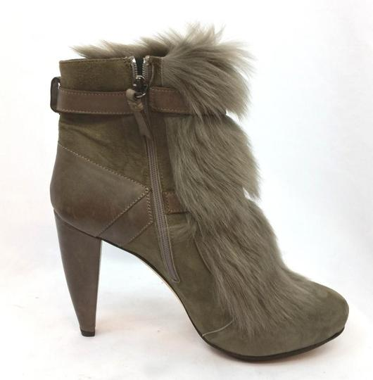 Rebecca Taylor Brown Boots