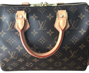 Louis Vuitton Bandouliere Speedy 25 Monogram Speedy Bandouliere 25 Cross Body Bag