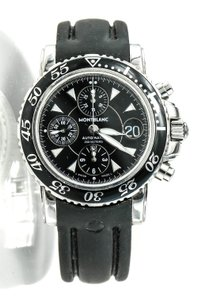 Montblanc Montblanc Reference 7034 Sports Chronograph Diver's Watch