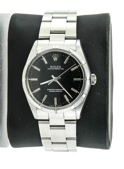 Preload https://img-static.tradesy.com/item/23143758/rolex-stainless-steel-reference-watch-0-0-540-540.jpg