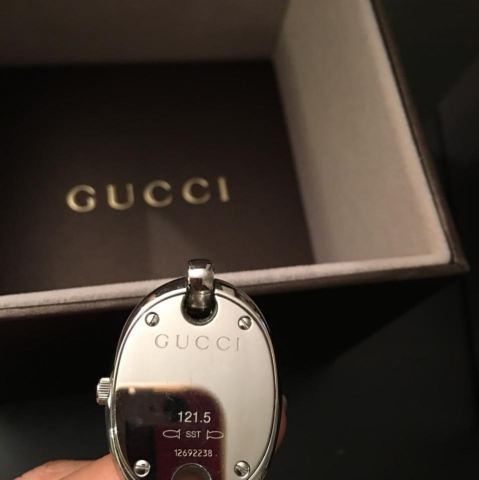 674b06899 Gucci marina ceramic watch Image 7. 12345678
