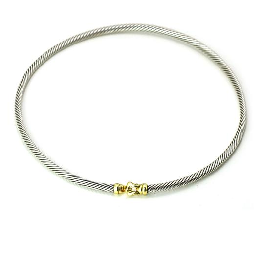 Preload https://img-static.tradesy.com/item/23143765/david-yurman-silver-and-gold-3mm-buckle-choker-sterling-with-necklace-0-0-540-540.jpg
