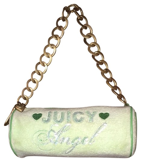 Preload https://img-static.tradesy.com/item/2314382/juicy-couture-green-shoulder-bag-0-0-540-540.jpg