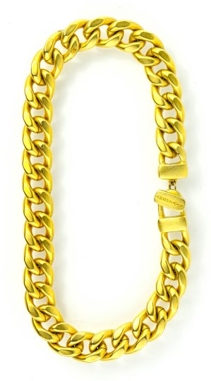 Preload https://img-static.tradesy.com/item/23143822/givenchy-gold-tone-chain-necklace-0-0-540-540.jpg