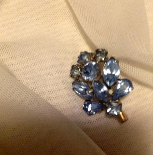 Other vintage rhinestone brooch