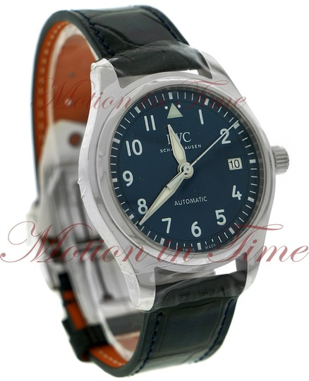 IWC IWC Pilot's Automatic 36mm, Blue Dial - Stainless Steel on Strap