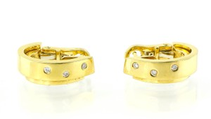 Piaget Piaget Possession Diamond Gold Earrings.
