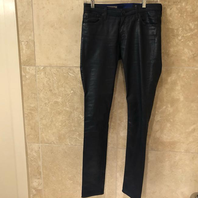 Preload https://img-static.tradesy.com/item/23143967/ag-adriano-goldschmied-navy-coated-lsn-1288-l-tr-cbt-skinny-jeans-size-4-s-27-0-4-650-650.jpg