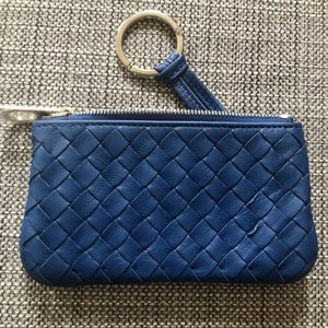 Bottega Veneta Bottega Veneta Intrecciato Nappa Leather Key Case Coin Purse