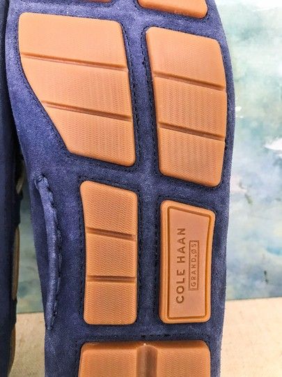 Cole Haan Loafers Blue Athletic
