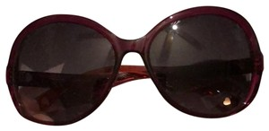 a60b092859607 Pink Coach Sunglasses - Up to 70% off at Tradesy
