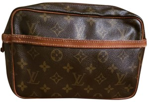 Louis Vuitton Louis Vuitton Monogram Compeigne Pochette Toiletry Cosmetic Bag