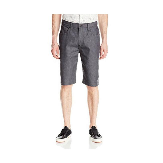 Item - Open Grey 1 569 Straight Fit Shorts Size 14 (L, 34)