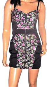 Guess Floral Bodycon Dress