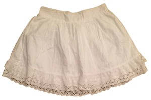 Cherokee Skirt White