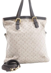 Louis Vuitton Sac Plat 2way Flat Shopper Folding Tote in Khaki