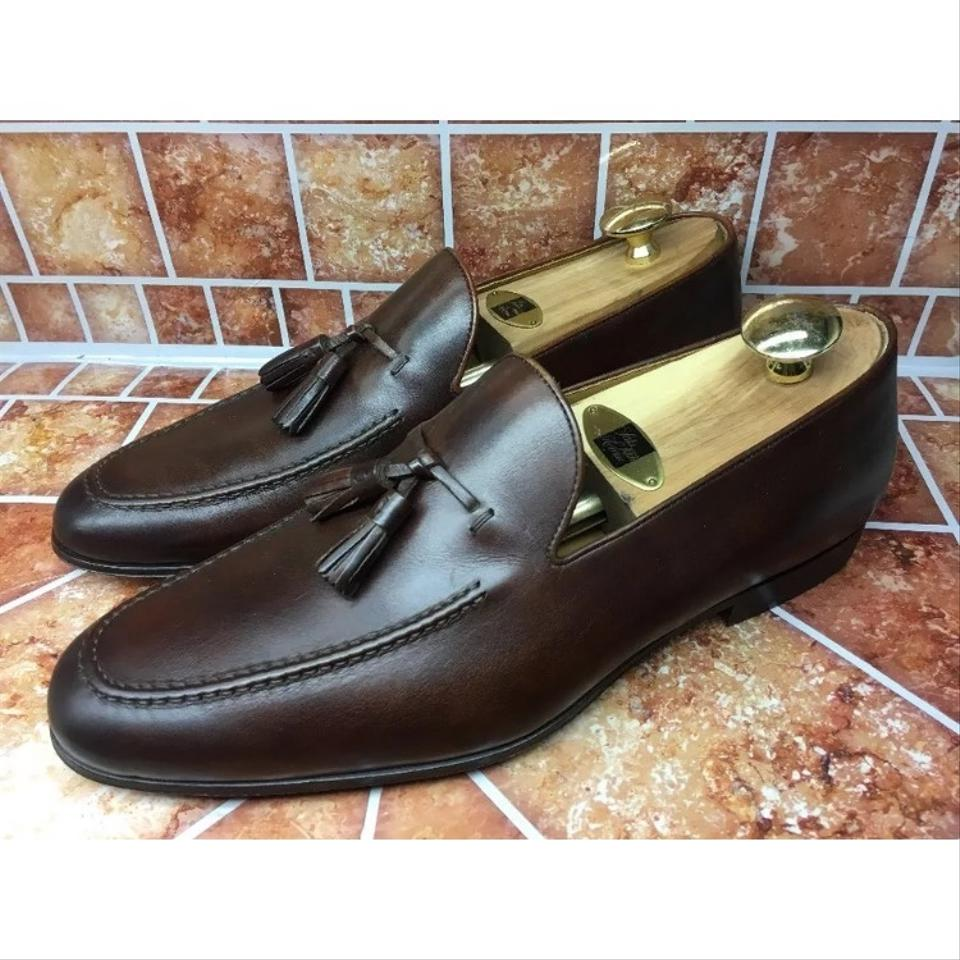 6011fec6e5e Magnanni Brown Sold Out Faleo Tassel Loafer M Color  Formal Shoes Size US 9  Regular (M