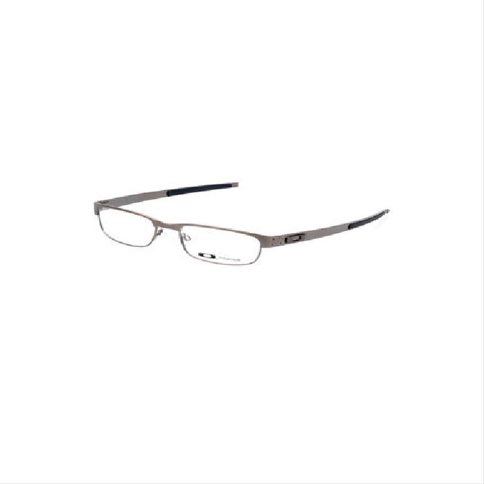 Oakley Brushed Chrome Rx Metal Plate Frame 22-199 Sunglasses - Tradesy