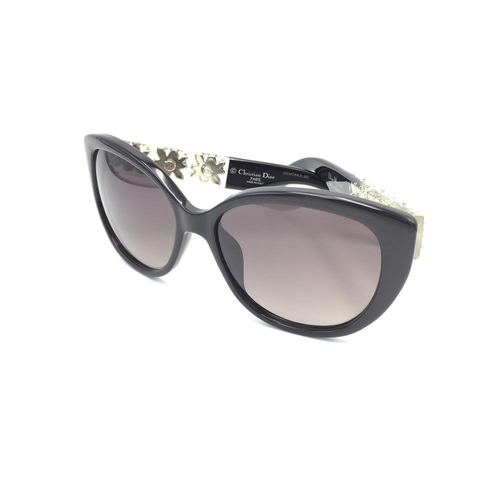 19c8c4be3f1f0 Dior Cat Eye Special Edition Mystere Sunglasses AM3XQ Image 10.  1234567891011