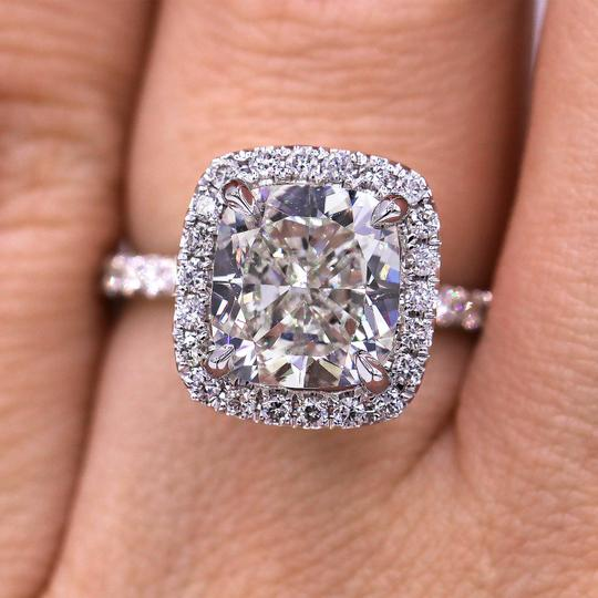 Preload https://img-static.tradesy.com/item/23146231/elegant-and-certified-313-carat-halo-diamond-engagement-ring-0-0-540-540.jpg