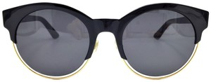 Dior Sideral1 Round Cat Eye Sunglasses J63Y1
