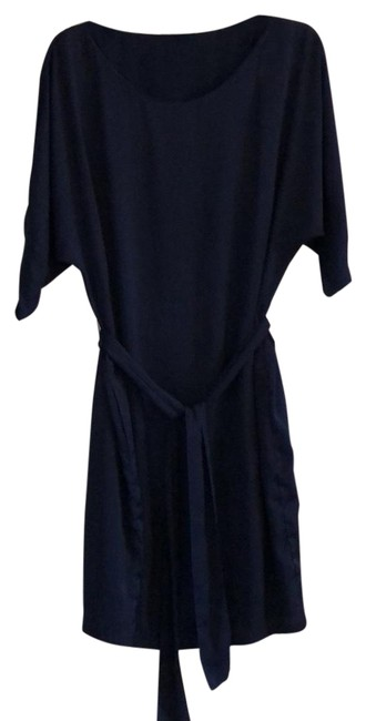 Item - Navy Blue Mid-length Night Out Dress Size 8 (M)