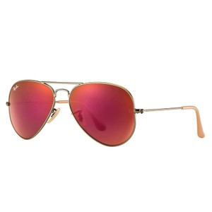 Ray-Ban Ray-Ban Red Mirror Sunglasses- RB3025 167-2K
