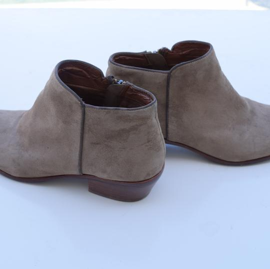 651cdcde8e52 Sam Edelman Putty Suede Boots Booties Size US 6.5 Regular (M