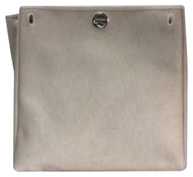 Item - Herbag Spare Replacement Beige Canvas Weekend/Travel Bag