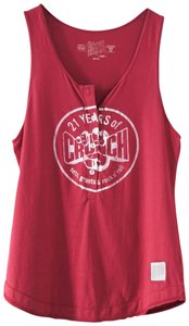 Original Retro 21 Years of Crunch Fitness Vintage Tank