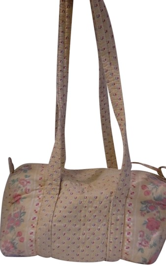 Vera Bradley Retired Pattern Buttercup Indiana Rare Handbag Summer Spring Paypal Tradesy Shoulder Bag