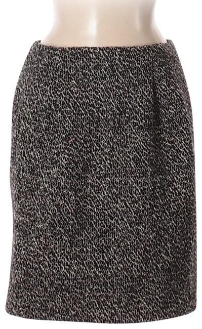 Item - Multicolor Wool Pencil Skirt Size 4 (S, 27)