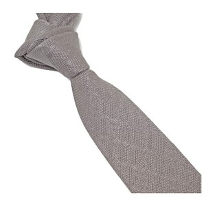 Gucci Gucci Men's Diamante Gray Necktie 408864