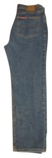 Ralph Lauren Relaxed Fit Jeans-Dark Rinse