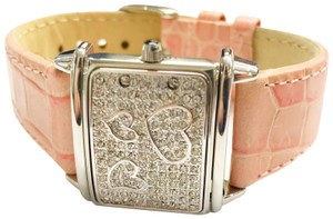 Anne Klein Anne Klein Swarovski Crystal Flip-Around Women's Watch