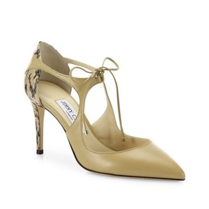 Jimmy Choo Beige Pumps