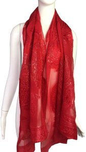 Etro Red scarf