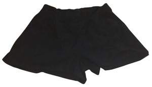 American Eagle Outfitters Dress Shorts black