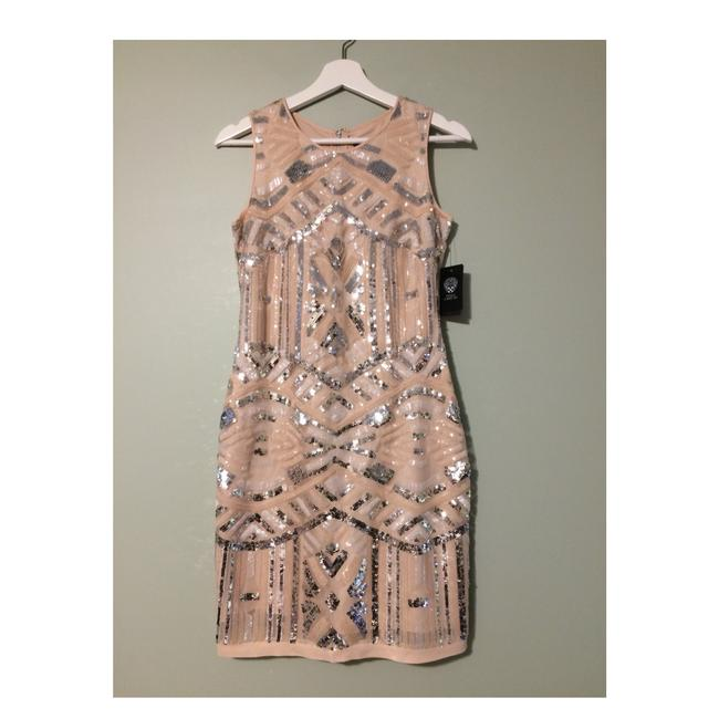 Item - Blush New Sequin Sheath Short Night Out Dress Size 4 (S)