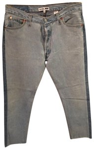 RE/DONE Levis Denim Re/Done Are You Am Relaxed Fit Jeans