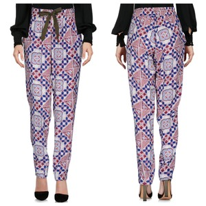 Sea Relaxed Pants Multicolor