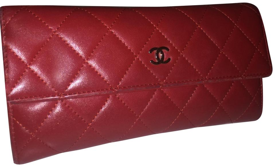 d53ad51ccb864a Chanel Chanel L gusset flap wallet Image 0 ...