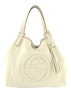 f102d7592c6b Gucci Soho Leather Shoulder Bags - Up to 70% off at Tradesy