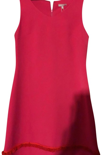Preload https://img-static.tradesy.com/item/23150136/pinkorange-sophie-mid-length-workoffice-dress-size-10-m-0-1-650-650.jpg